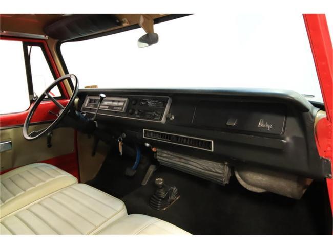 1969 Dodge D100 - D100 (42)