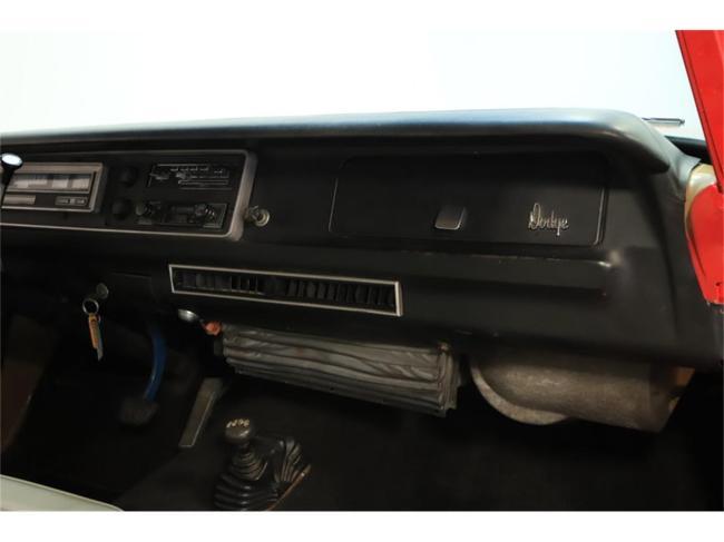 1969 Dodge D100 - Automatic (44)