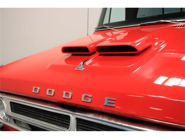 1969 Dodge D100 - Automatic (53)