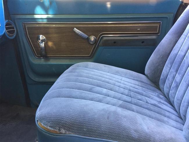 1972 Chevrolet Blazer - Blazer (7)