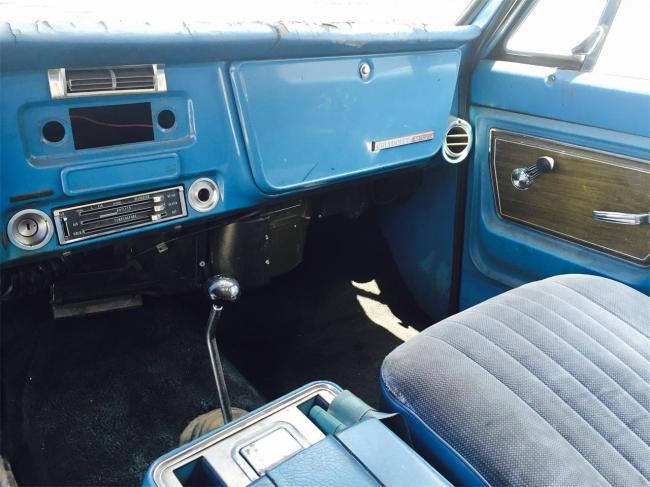 1972 Chevrolet Blazer - Chevrolet (8)