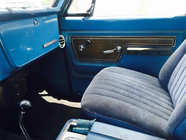1972 Chevrolet Blazer - 1972 (9)