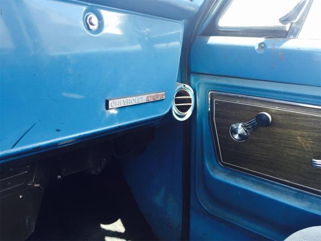 1972 Chevrolet Blazer - Chevrolet (5)