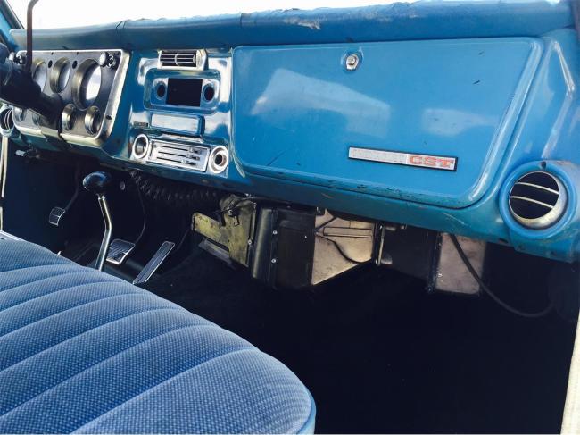 1972 Chevrolet Blazer - 1972 (2)
