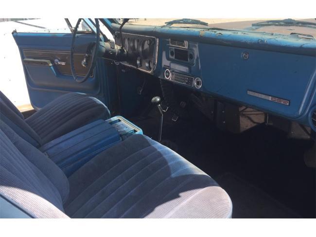 1972 Chevrolet Blazer in Colorado Springs , Colorado