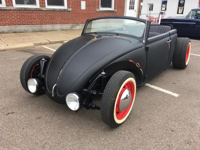 1970 Volkswagen Beetle - 1970 (1)