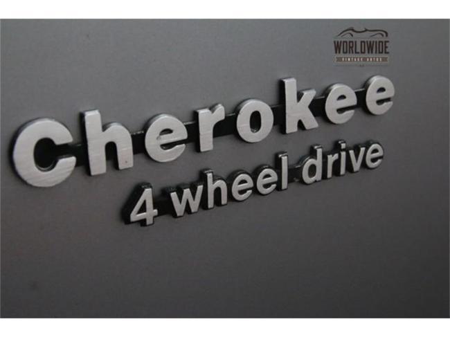 1979 Jeep Cherokee - Cherokee (75)