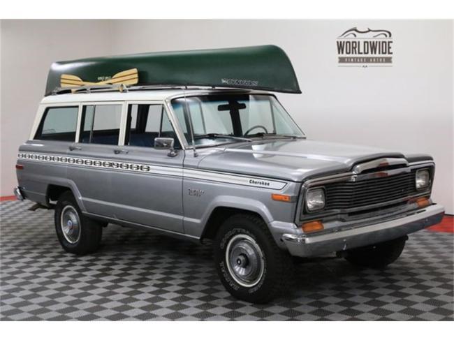 1979 Jeep Cherokee - Jeep (78)