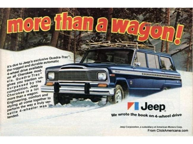 1979 Jeep Cherokee - Jeep (79)