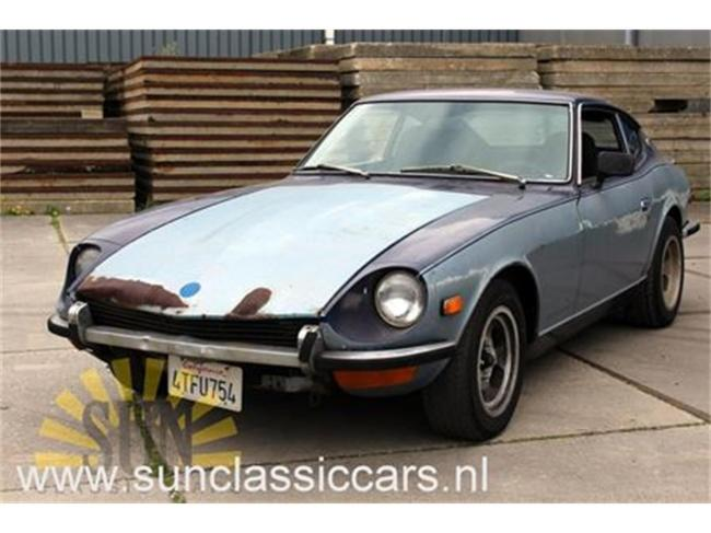 1971 Datsun 240Z in Waalwijk, Noord Brabant