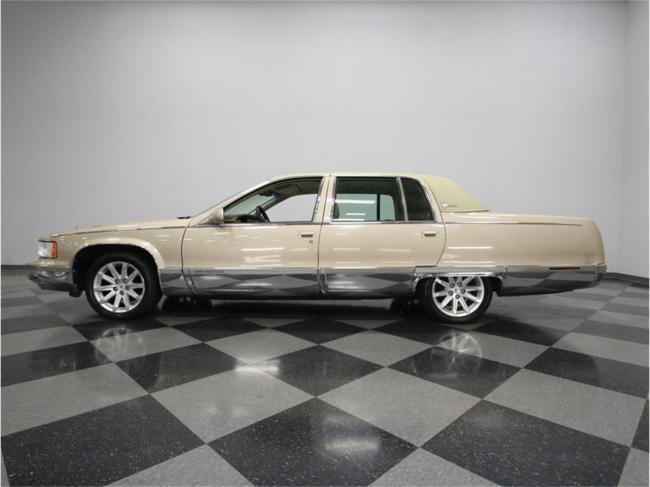 1996 Cadillac Fleetwood - Cadillac (2)