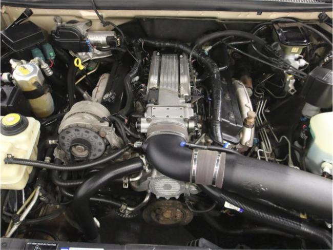 1996 Cadillac Fleetwood - Fleetwood (3)