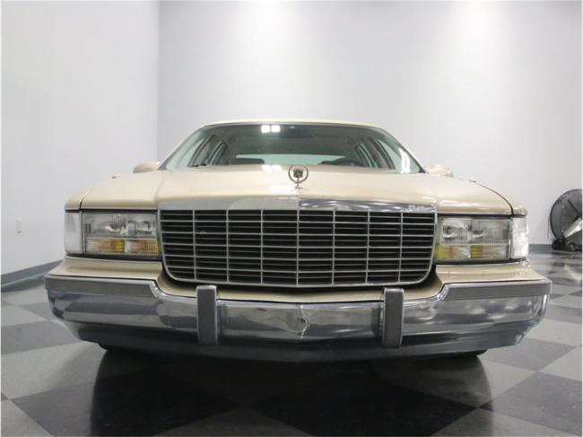 1996 Cadillac Fleetwood - Cadillac (5)