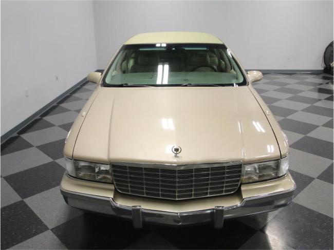 1996 Cadillac Fleetwood - Cadillac (6)