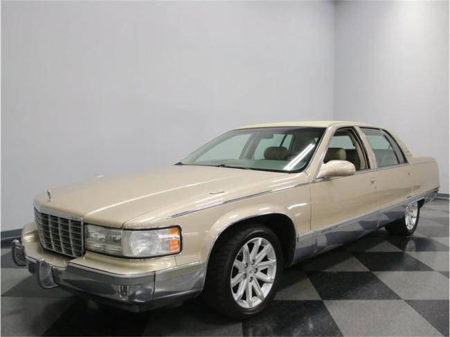 1996 Cadillac Fleetwood - 1996 (7)