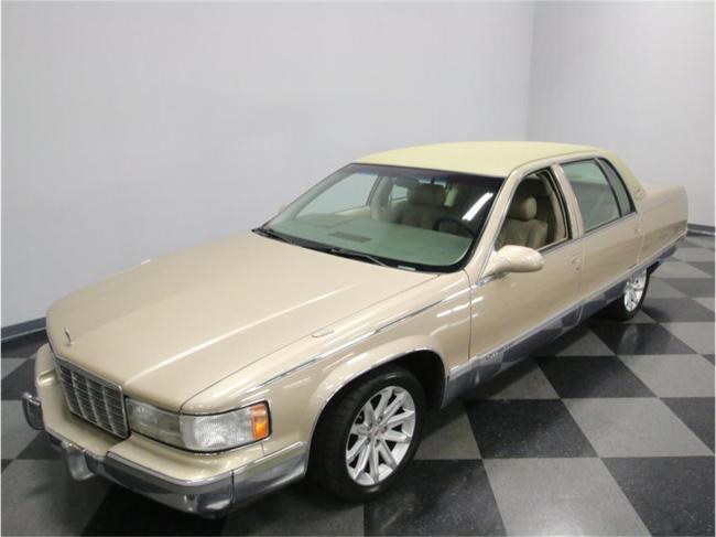 1996 Cadillac Fleetwood - Fleetwood (8)