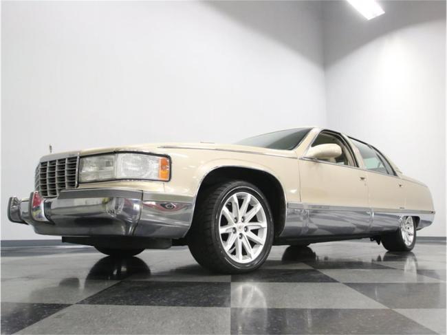 1996 Cadillac Fleetwood - Fleetwood (9)