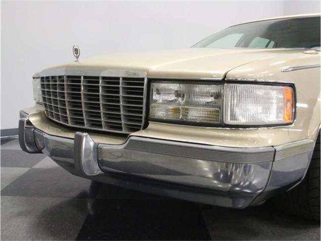1996 Cadillac Fleetwood - Fleetwood (10)