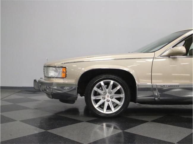 1996 Cadillac Fleetwood - Tennessee (11)