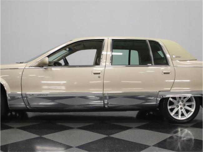 1996 Cadillac Fleetwood - Fleetwood (12)