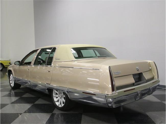 1996 Cadillac Fleetwood - Tennessee (14)