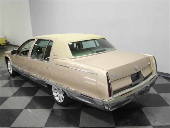 1996 Cadillac Fleetwood - Cadillac (15)