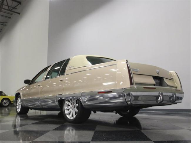 1996 Cadillac Fleetwood - 1996 (16)