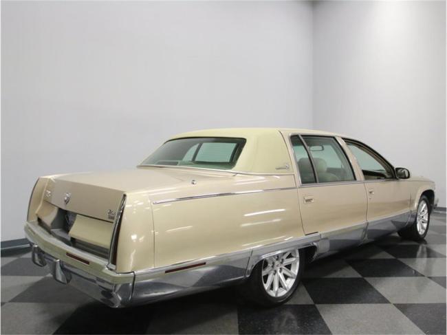1996 Cadillac Fleetwood - Cadillac (19)