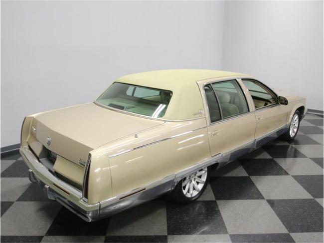 1996 Cadillac Fleetwood - Tennessee (20)