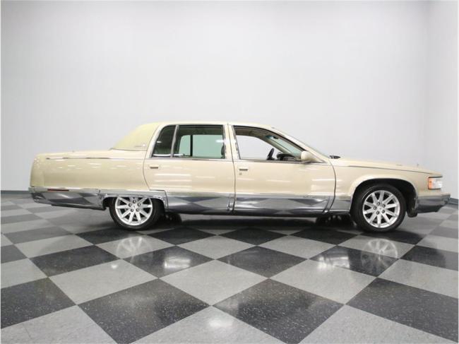 1996 Cadillac Fleetwood - 1996 (21)