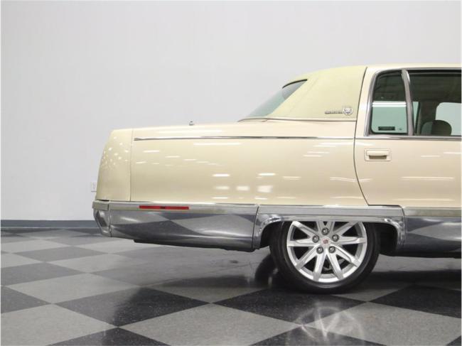 1996 Cadillac Fleetwood - Tennessee (22)