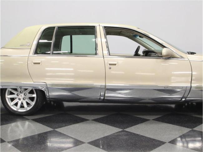 1996 Cadillac Fleetwood - Tennessee (23)