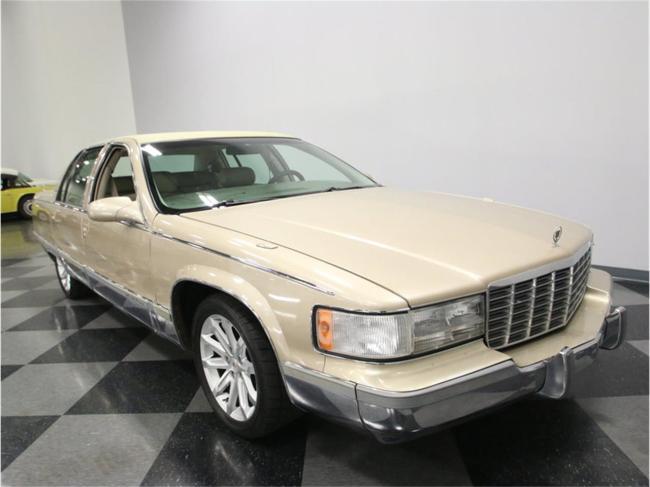1996 Cadillac Fleetwood - Fleetwood (25)