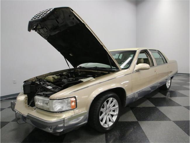1996 Cadillac Fleetwood - Cadillac (28)