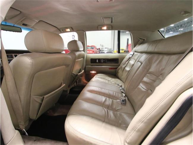 1996 Cadillac Fleetwood - 1996 (52)