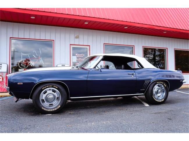 1969 Chevrolet Camaro - Chevrolet (3)