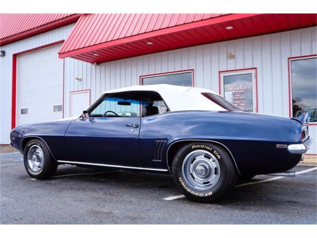 1969 Chevrolet Camaro - Chevrolet (5)