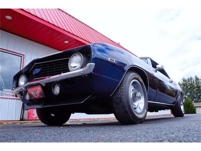 1969 Chevrolet Camaro - 1969 (8)