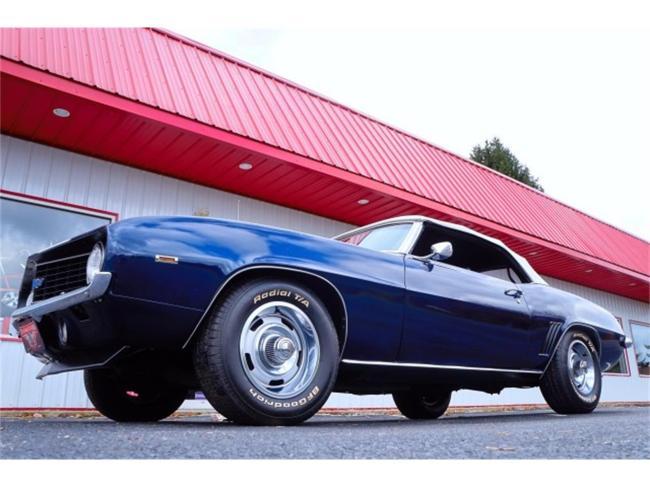 1969 Chevrolet Camaro - 1969 (9)