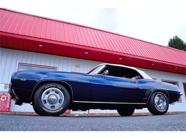 1969 Chevrolet Camaro - 1969 (10)