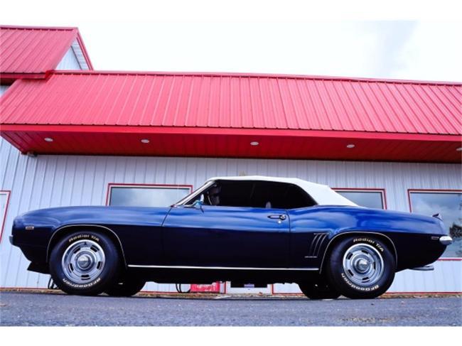 1969 Chevrolet Camaro - 1969 (11)