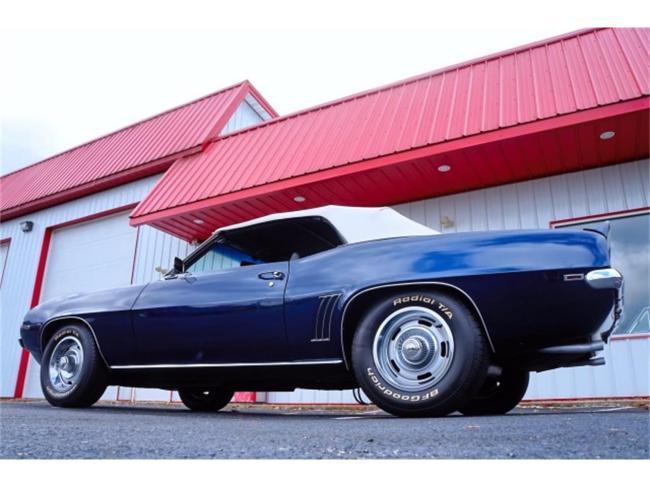1969 Chevrolet Camaro - Pennsylvania (12)