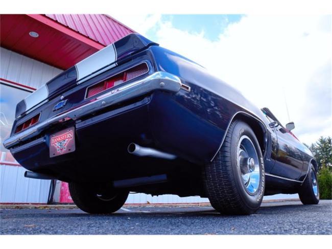 1969 Chevrolet Camaro - Chevrolet (22)