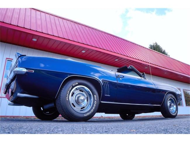 1969 Chevrolet Camaro - Automatic (23)