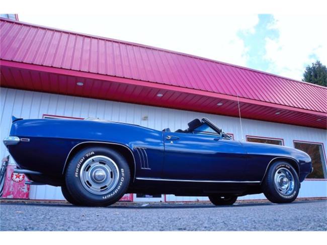 1969 Chevrolet Camaro - 1969 (24)