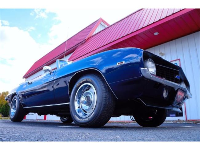 1969 Chevrolet Camaro - Automatic (27)