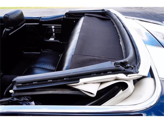 1969 Chevrolet Camaro - Chevrolet (30)
