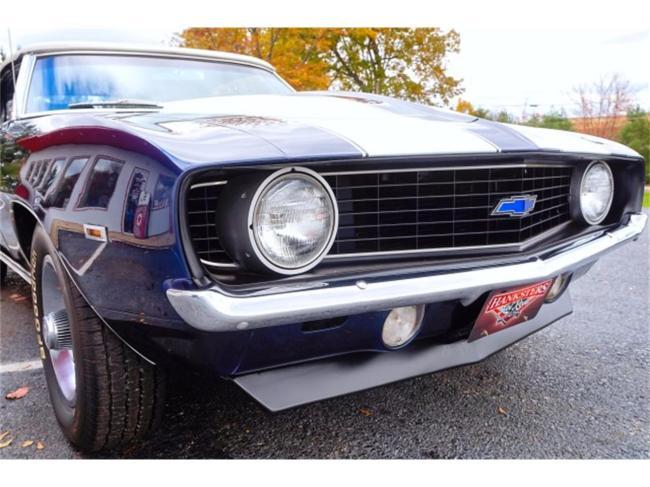 1969 Chevrolet Camaro - Chevrolet (37)