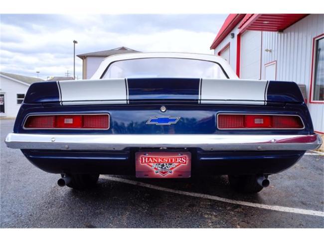 1969 Chevrolet Camaro - 1969 (47)