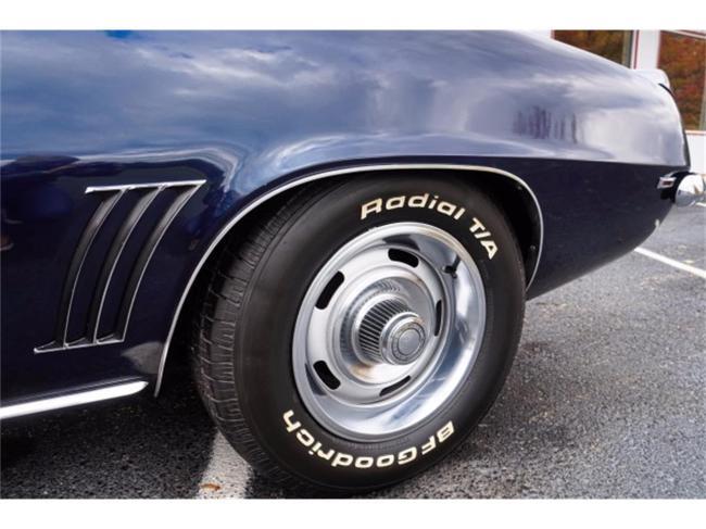 1969 Chevrolet Camaro - Camaro (50)